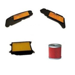 Promo Kit Filters Air Oil...