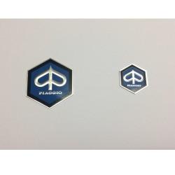 2 Emblems Set Piaggio 26 /...