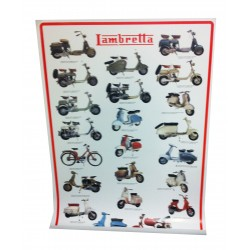 Poster Lambretta FA00105
