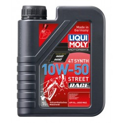Motorcycle 4T Synth 10W-50...