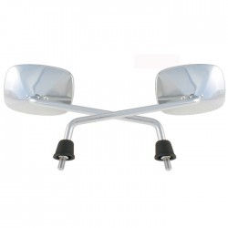 RMS PAIR OF MIRRORS PIAGGIO...