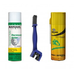 KIT Chain cleaning Bardahl...