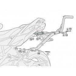 copy of Specific rear rack...