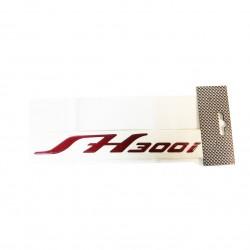 Adesivo Deco 3D Per Honda...