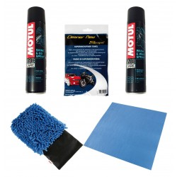 Kit de nettoyage pour Moto...