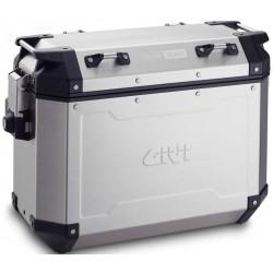 Left side case GIVI Trekker...
