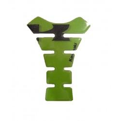Green Kawasaki Paraserbatoio