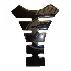 Tank Pad Yamaha Black