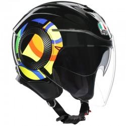 Jet helmet AGV Orbyt Top...