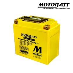 MBYZ16H Motobatt