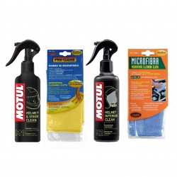 copy of Cleaning helmet kit...